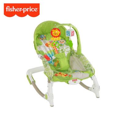 Picture of Fisher Price Rainforest Newborn-Toddler Rocker