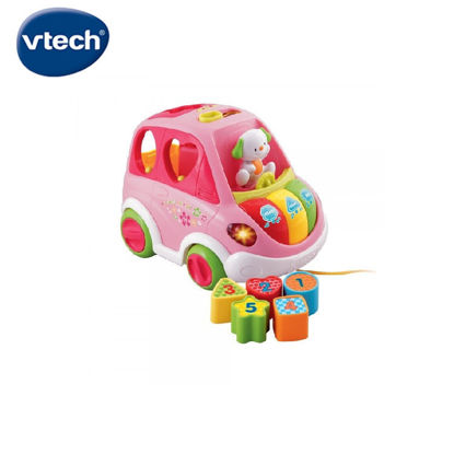 Picture of VTech Sort and Learn Car ( Pink )