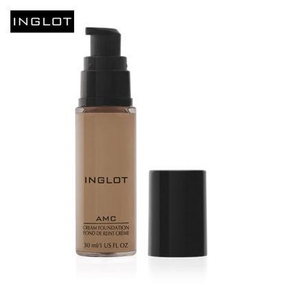 Picture of INGLOT AMC Cream Foundation Mw100