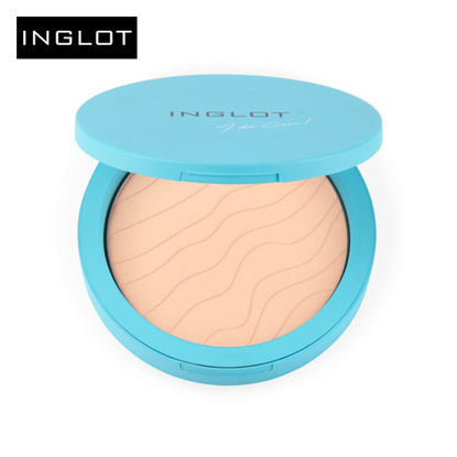 Picture of INGLOT STAY HYDRATED PRESSED POWDER FREEDOM SYSTEM PALETTE 201
