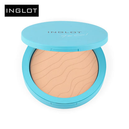 Picture of INGLOT STAY HYDRATED PRESSED POWDER FREEDOM SYSTEM PALETTE 202