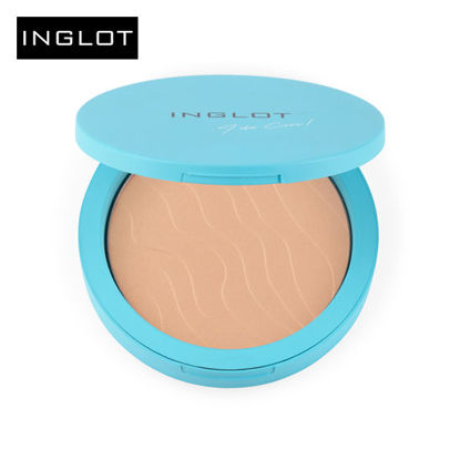 Picture of INGLOT STAY HYDRATED PRESSED POWDER FREEDOM SYSTEM PALETTE 204