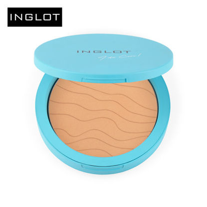 Picture of INGLOT STAY HYDRATED PRESSED POWDER FREEDOM SYSTEM PALETTE 205