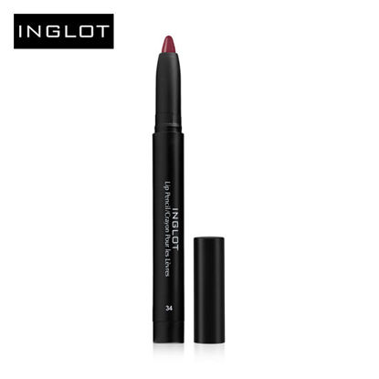 Picture of INGLOT AMC LIP PENCIL WITH SHARPENER 34