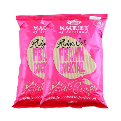 Picture of Mackie's of Scotland Prawn Cocktail - Ridge Cut (BUY 1 GET 1)
