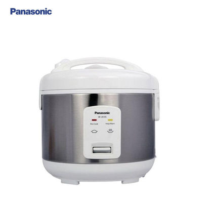 Picture of Panasonic 1L Jar Type Automatic Rice Cooker (Gray)