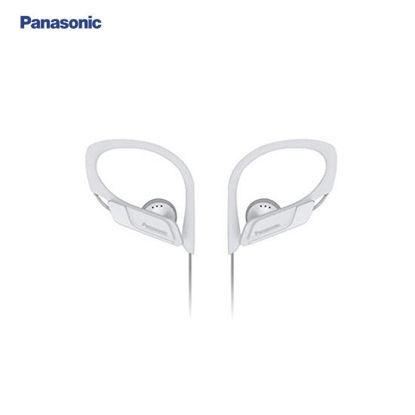 Picture of Panasonic RP-HS34E Headphones (Silver)