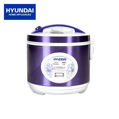 Picture of Hyundai 1.2L Jar Type Rice Cooker HJRC-HY5000