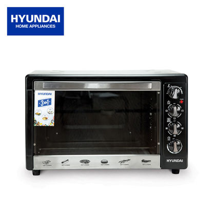 Picture of Hyundai 3 in 1 Electric Oven in 38L Capacity