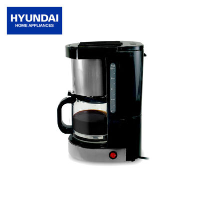 Picture of Hyundai 1.25L Coffee Maker HCM-S950-10SS