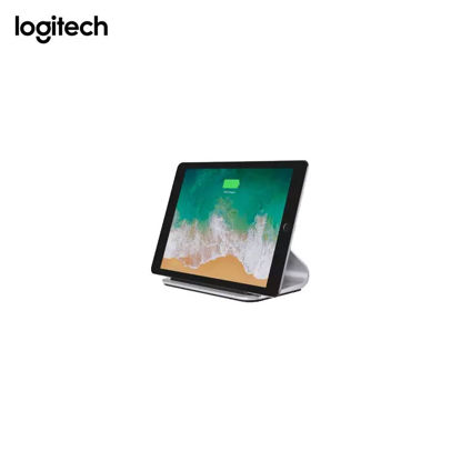 Picture of LOGITECH Base Ipad Stand & Wireless Charging Dock for Ipad Pro