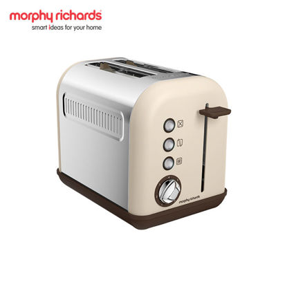 Picture of MORPHY RICHARDS Accents 2-Slice Toaster Sand