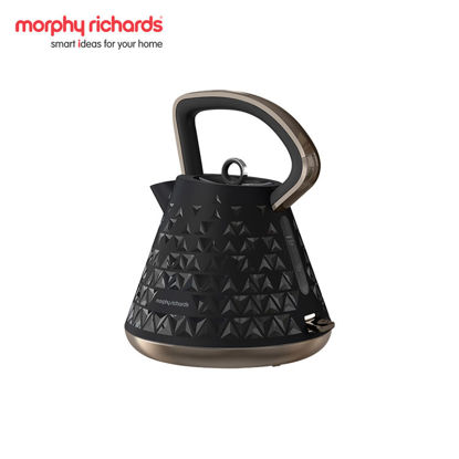 Picture of MORPHY RICHARDS Prism Kettle Black