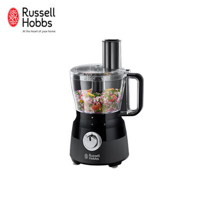 Picture of Russell Hobbs Desire Matte Black Food Processor  (RHFP5BLK-PH)