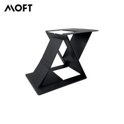 Picture of MOFT Z Foldable 5-in-1 Sit Stand Laptop Desk - Black