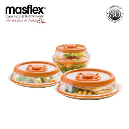 Picture of Masflex 3 Piece Set Press Dome Sealer