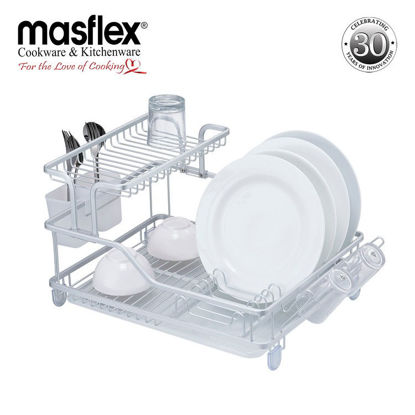 Picture of Masflex Aluminum Dish Rack