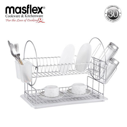 Picture of Masflex Circle 2 Layer Dish Drainer