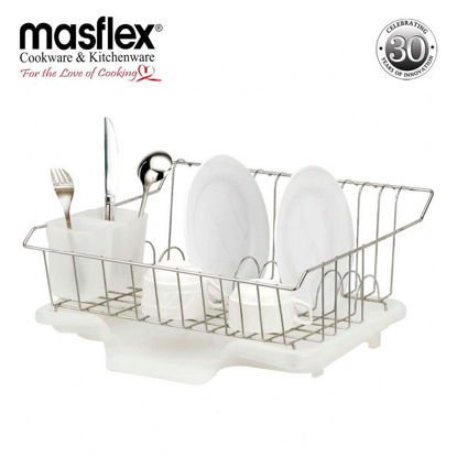 Picture of Masflex Dish Drainer With Elevated Safety Feature