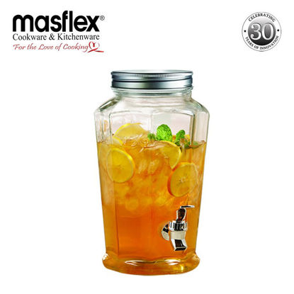Picture of Masflex Jiselle Dispenser with Lid