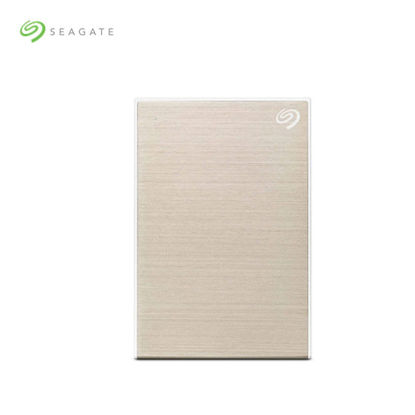 Picture of Seagate STHN1000404 1TB Back Up Plus 2.5 USB 3.0 Slim Gold