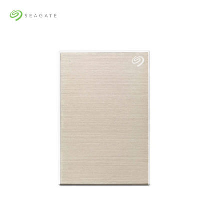 Picture of Seagate STHN2000404 2TB Back Up Plus 2.5 USB 3.0 Slim Gold