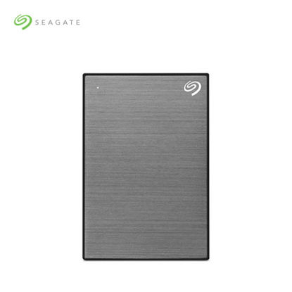 Picture of Seagate STHN2000406 2TB Back Up Plus 2.5 USB 3.0 Slim Space Gray