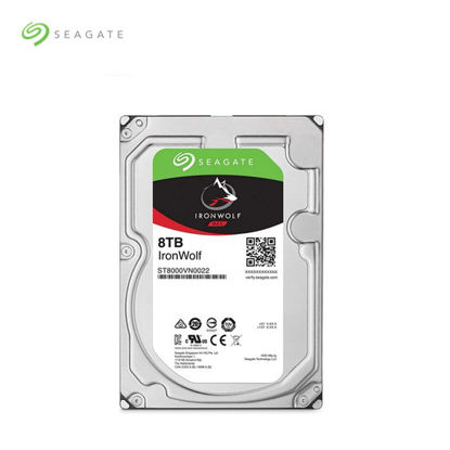 Picture of Seagate ST8000VN004 8TB Iron Wolf Hard Disk Drive