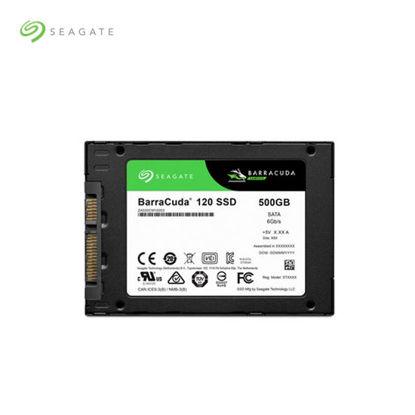 """Picture of Seagate ZA500CM1A003 500GB Barracuda 2.5"""" Sata SSD"""