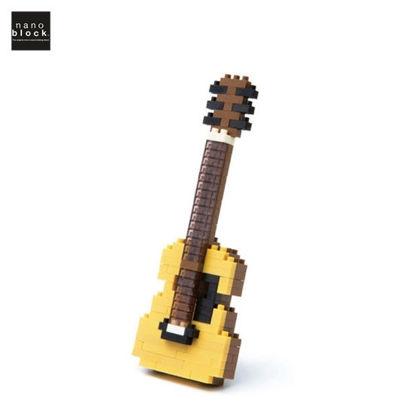 Picture of Nanoblock Acoustic Guitar