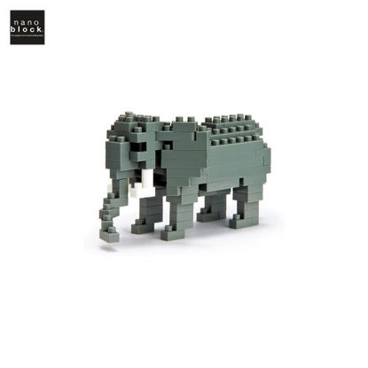 Picture of Nanoblock African Elephant