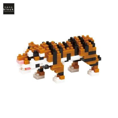 Picture of Nanoblock Bengal Tiger