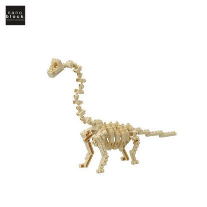 Picture of Nanoblock Brachiosaurus Skeleton