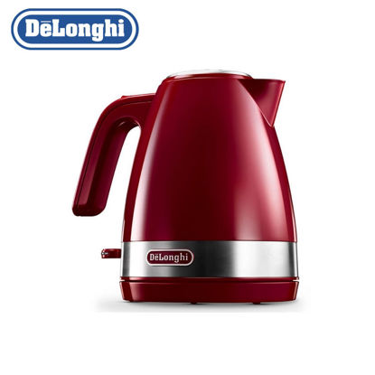 Picture of De'Longhi Active Line Kettle (Red)