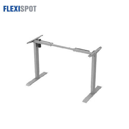 Picture of Flexispot Electric Height-Adjustable Desk 2-Stage 1 Motor E2E: Frame Only - Gray