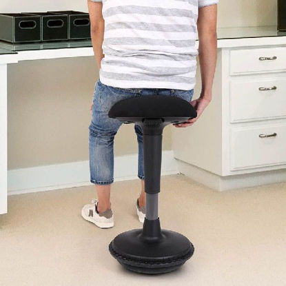Picture of Flexispot Height Adjustable Wobble Stool BH1
