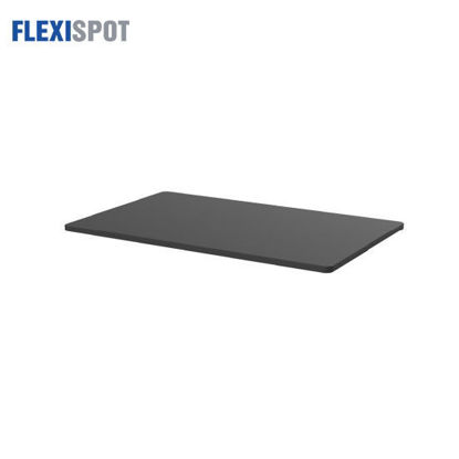 Picture of Flexispot Melamine-Surfaced Tabletop 1200x600mm 1206 - Black