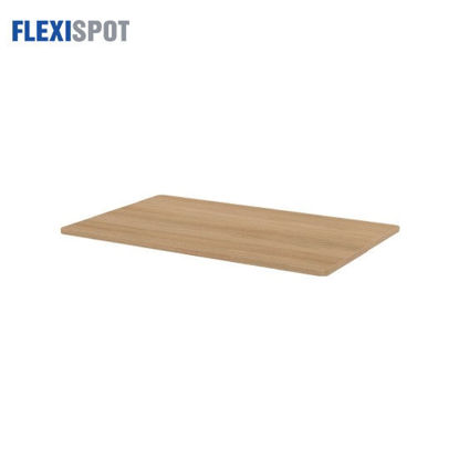Picture of Flexispot Melamine-Surfaced Tabletop 1200x600mm 1206 - Oak