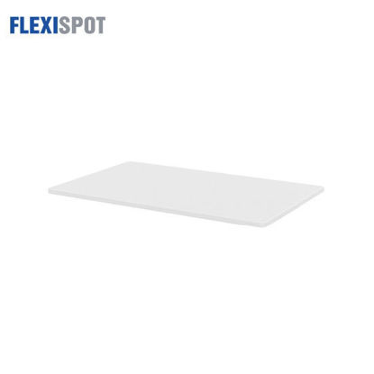 Picture of Flexispot Melamine-Surfaced Tabletop 1200x600mm 1206 - White