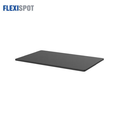 Picture of Flexispot Melamine-Surfaced Tabletop 1400x00mm 1407 - Black