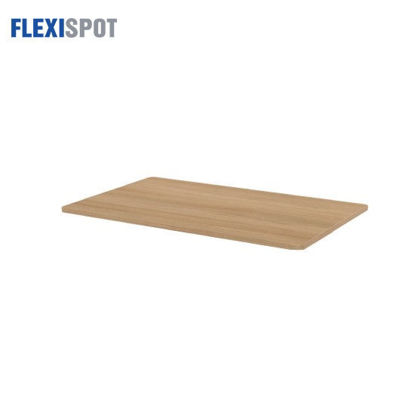 Picture of Flexispot Melamine-Surfaced Tabletop 1400x00mm 1407 - Oak