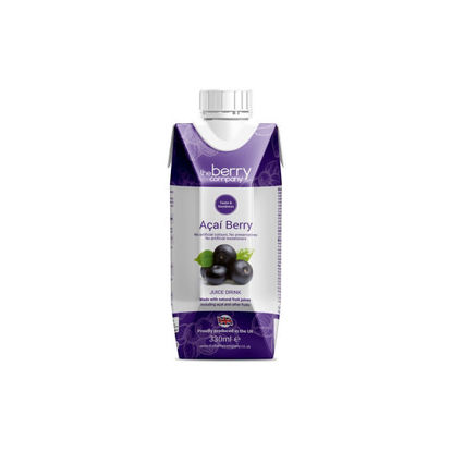 Picture of The Berry Company Acai Berry 330ml