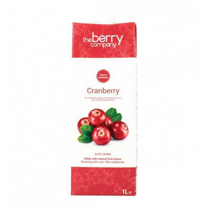 Picture of The Berry Company Cranberry 1L
