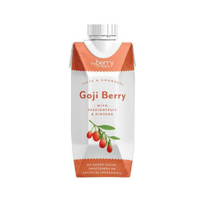 Picture of The Berry Company Goji Berry 330ml