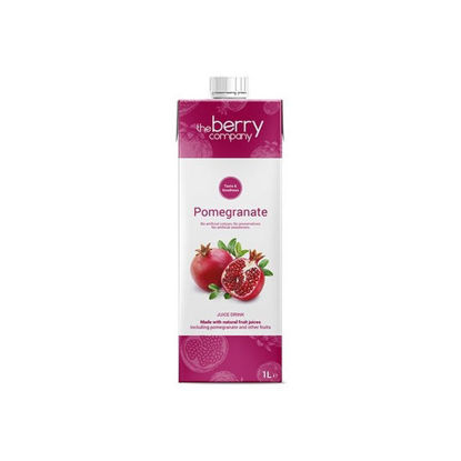 Picture of The Berry Company Pomegranate 1L