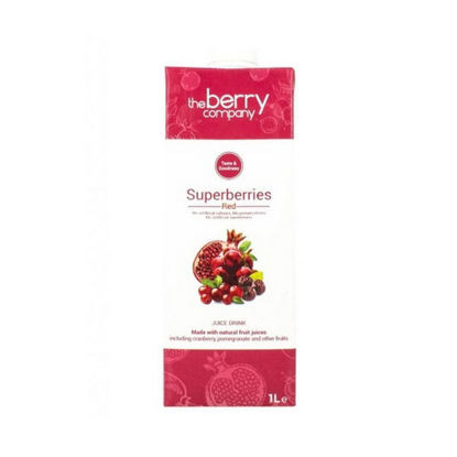 Picture of The Berry Company Superberries Red 1L