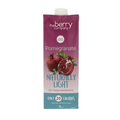 Picture of The Berry Company Naturally Light Pomegranate 1L