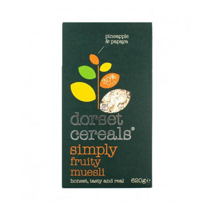 Picture of Dorset Cereals Simply Fruity Muesli (620g)