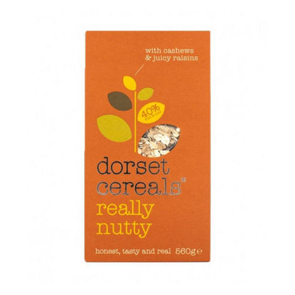 Picture of Dorset Cereals Really Nutty (560g)