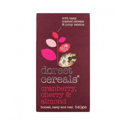 Picture of Dorset Cereals Super Cranberry and Cherry (540g)